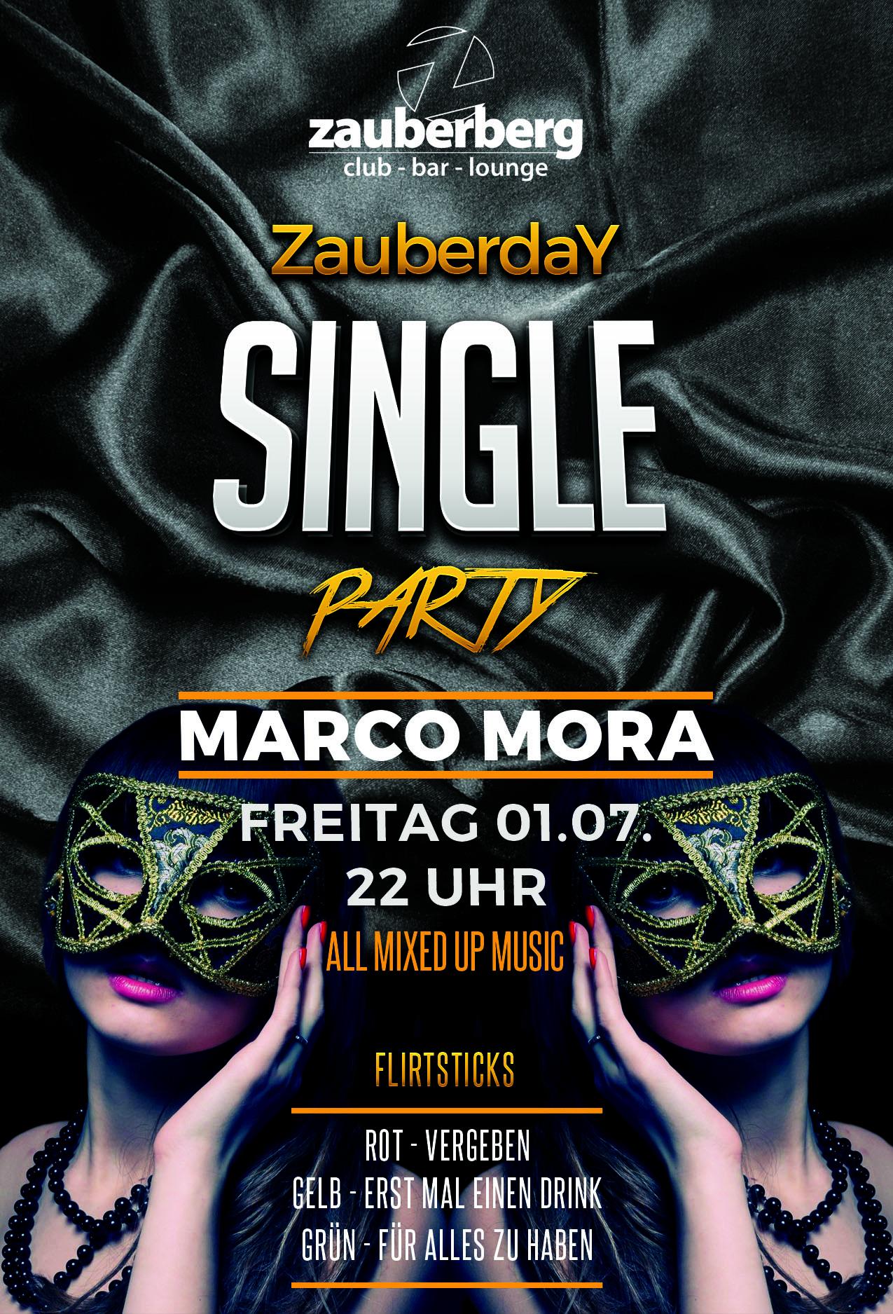 Single party würzburg 2020